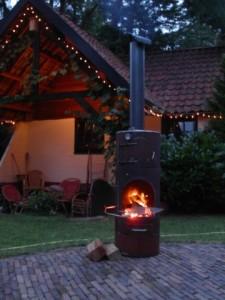 Buitenhaard garden kitchen
