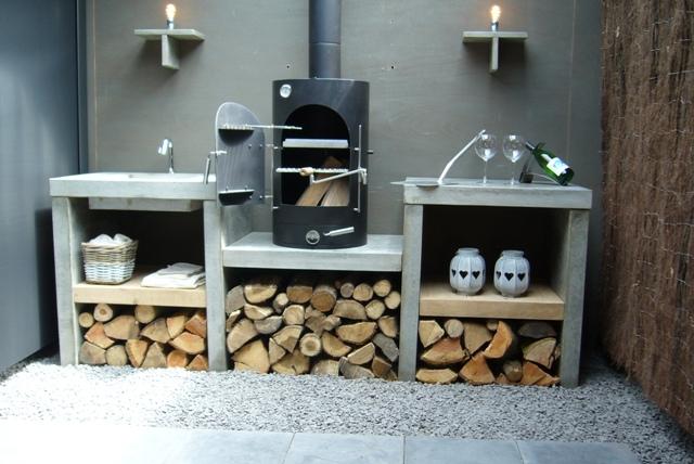 Keuken Â« garden kitchen