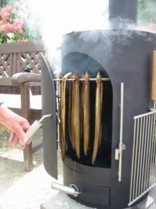 Garden Kitchen rookoven tuinhaard
