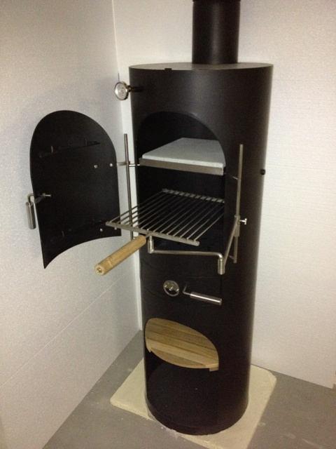 barbecue,pizzaoven,grill, buitenhaard